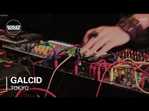 Galcid Boiler Room x TDME Tokyo Live Performance