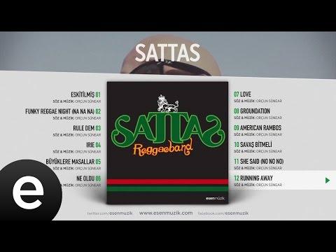Running Away (Sattas) Official Audio #runningaway #sattas - Esen Müzik
