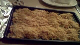 How-to: Cook Italian Feast Xmas Eve - Rhode Island Baked Stuffed Ritz Crackers Shrimp (tiny Clip)