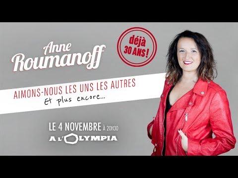 Anne Roumanoff - Ses 30 ans à l'Olympia