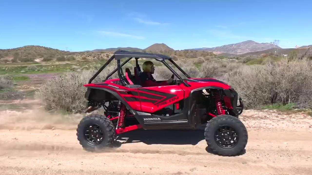 2019 Honda Talon 1000r Alba Racing Exhaust Testing