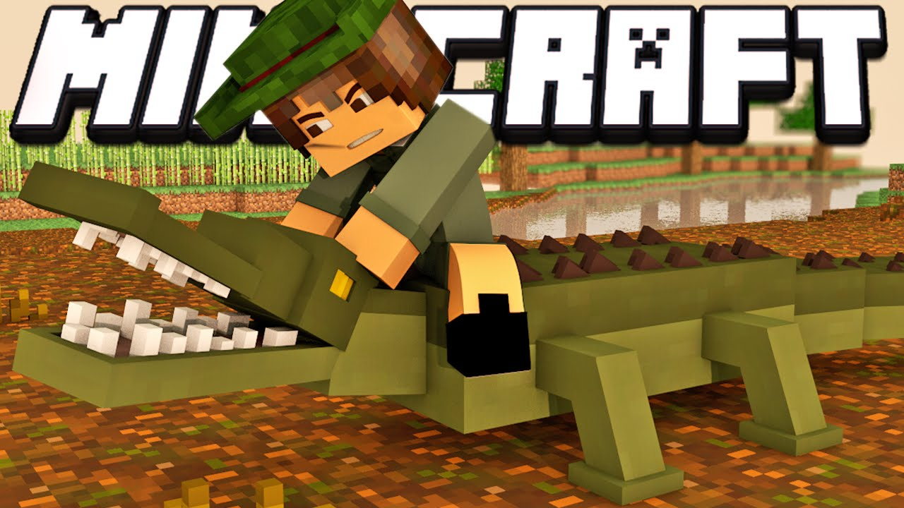 Minecraft - ANIMAL PERIGOSO | Build Battle - YouTube