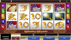 Winning Wizards  ™ free slot machine game preview by Slotozilla.com