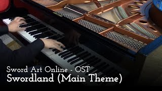 Repeat youtube video Swordland (Main Theme)- Sword Art Online OST [piano]