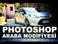 Photoshop cs6 ile araba modifiye yap?m?( Photoshop dersleri )