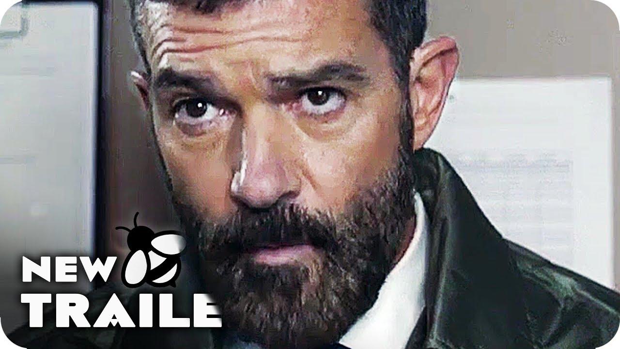 Antonio Banderas: SECURITY Trailer (2017) Ben Kingsley, Antonio Banderas