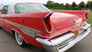 1957 Chrysler New Yorker 2-Door Hardtop For Sale~One Owner~Loaded With Options!