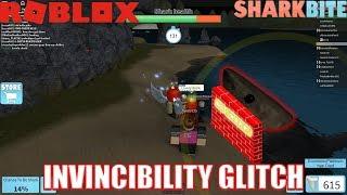 INVINCIBLE GLITCH | Roblox SharkBite