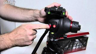 manfrotto mh055m8 q5 hands on