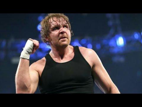 WWE-Dean Ambrose Tribute - The Lunatic Fringe 2017