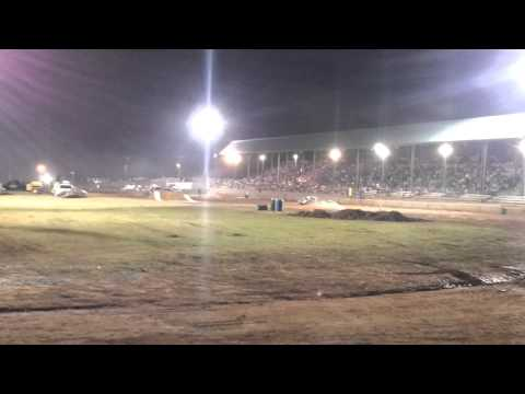 Lil' Hot Shot at Cleveland County Speedway