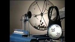 Ziehung der Lottozahlen 1989 - Samstagslotto mit Heike Nocker-Bayer