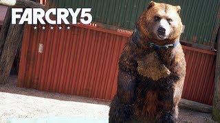 FAR CRY 5 #20 - Meu Amigo Urso! (Gameplay Português PT BR no PC - BRKsEDU)