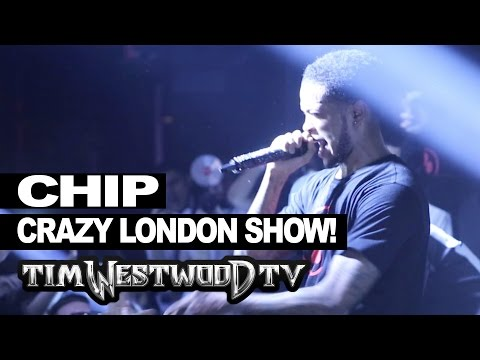 Chip brings out Giggs, Kano, Stormzy, Ghetts at crazy London show! Westwood Mp3