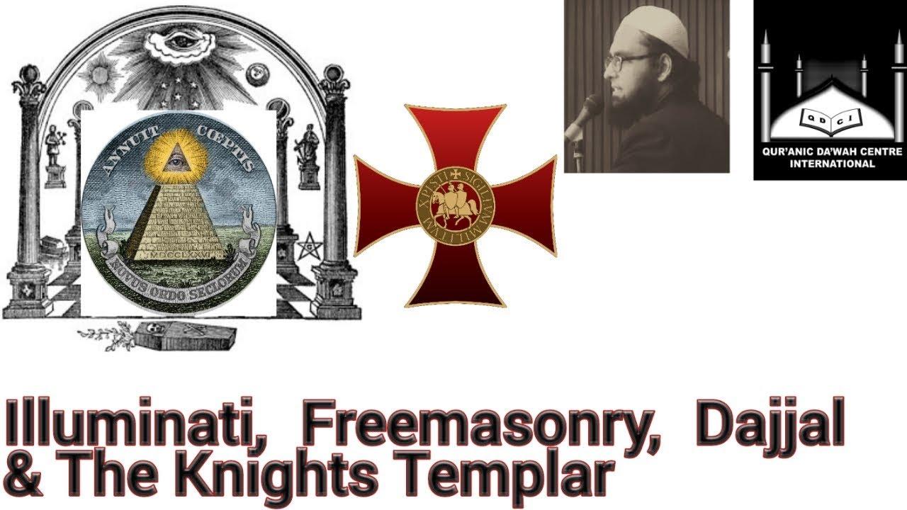 Urdu Illuminati Freemasonry Dajjal The Knights Templar
