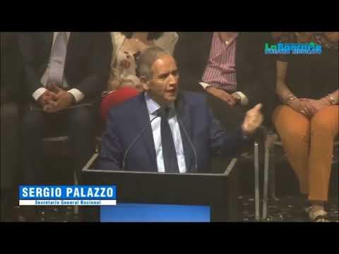 Discurso del Cro Sergio Palazzo - Asunción Secretariado  de la Bancaria 04-10-17