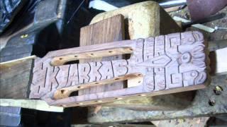 KJARKAS - Construccion CHARANGO MODELO KJARKAS