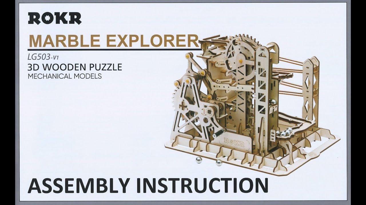 Marble Explorer Rokr