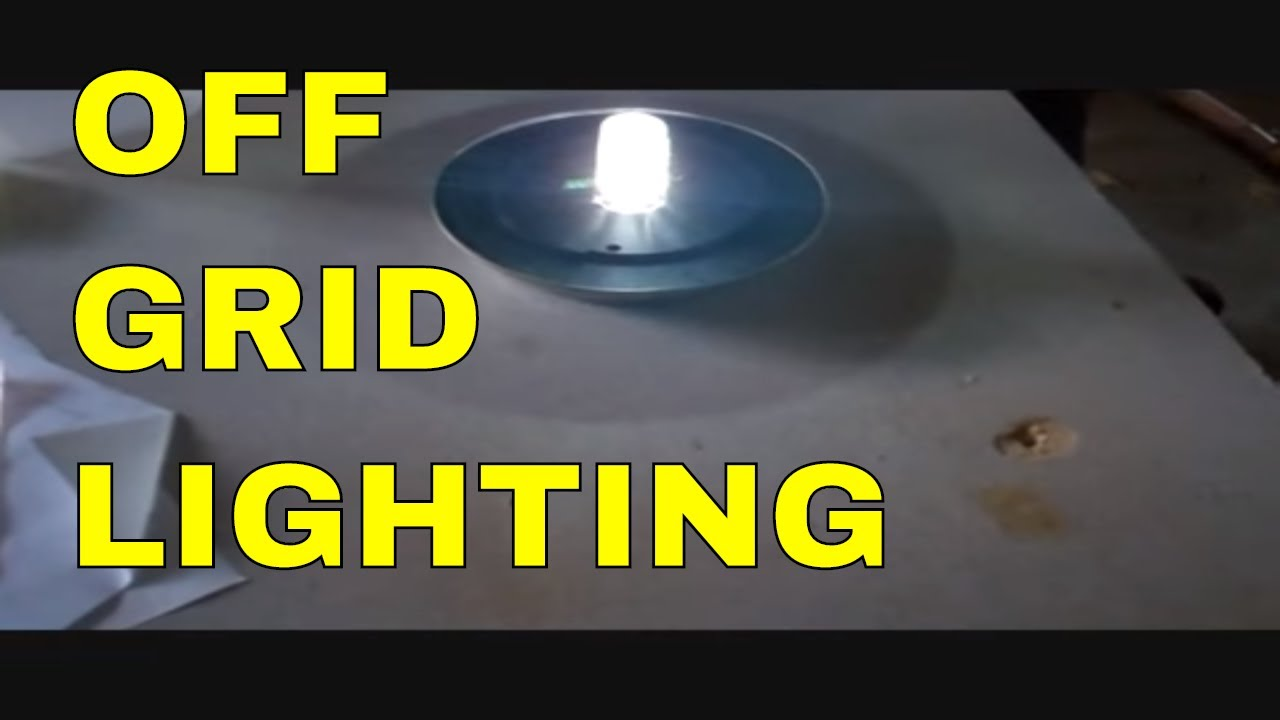 Off Grid Lighting