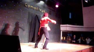 SALSA CONGRESS 2011 - VIDEOS SALSA -COMADREJA .