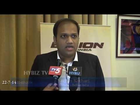 Sachin Kothari Director Bullion India