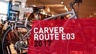 Carver Route E03 - 2017 - 28 Zoll - E-Bike
