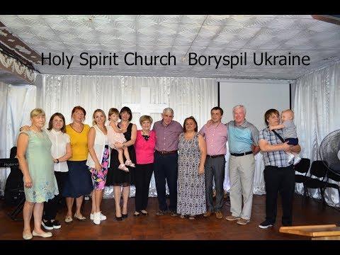 Kiev Ukraine Ministry 2  Mickey Estes Вера это ключ.