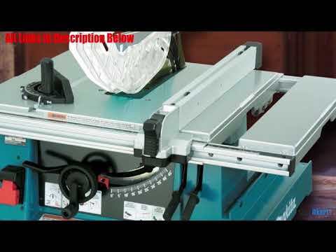 Best Portable Table Saw Reviews and Buying Guide (Updated)
