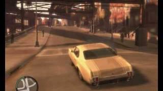 gta iv pc gameplay on x1950 pro