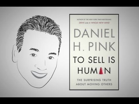 "Convince Customers More Effectively with ""To Sell is Human"" by Daniel H. Pink."