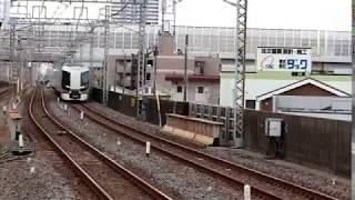 新田駅にて撮影.