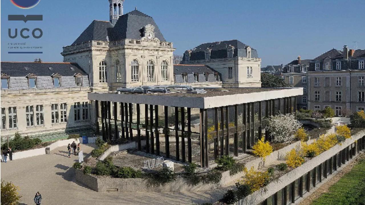 Catholic University of the West  UCO France  Study in