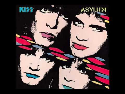 KISS - Asylum - King Of The Mountain