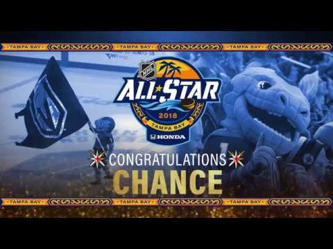 Chance Gets Invited to the All Star Game!