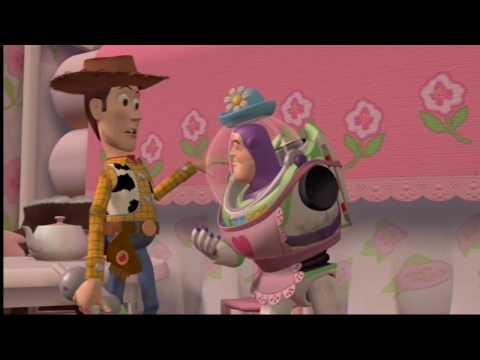 Toy Story - Mrs. Nesbitt