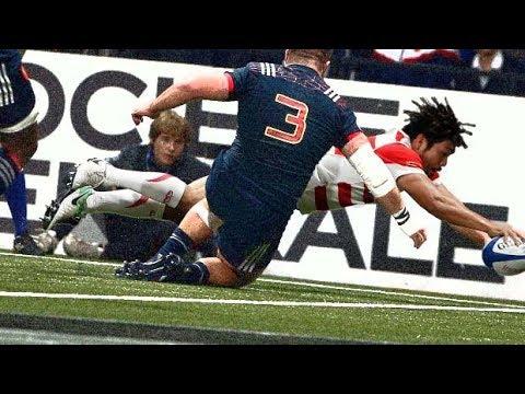 France v Japan Highlights 2017