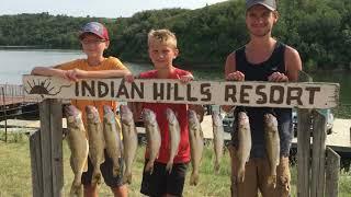 Indian Hills Resort & Campground, Lake Sakakawea, Garrison ND