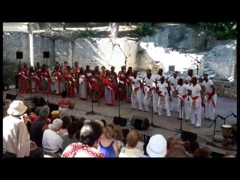 Yveline Damas: Ikolikoli - Le chant sur la Lowé-Gabon; Yveline Damas