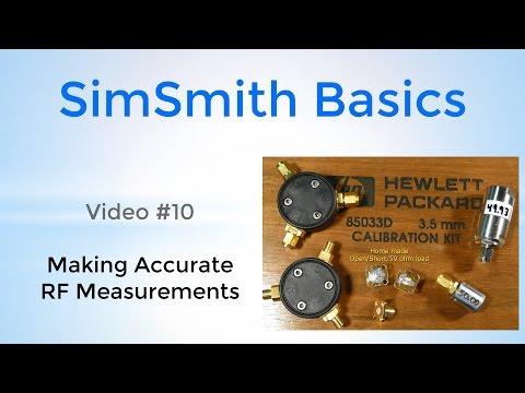 Making Accurate RF Measurements #10