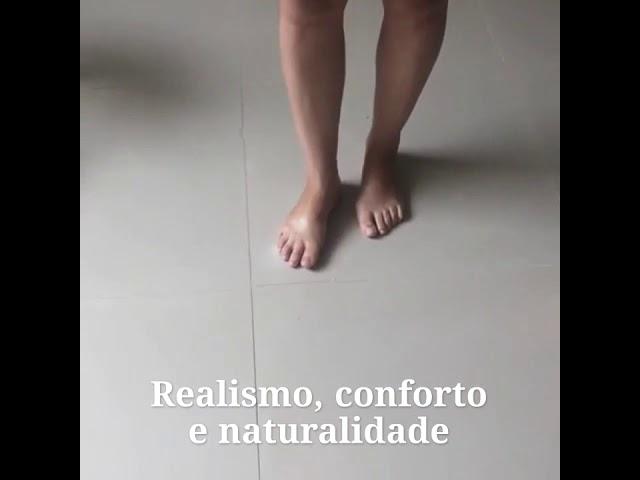 Prótese estética de pé