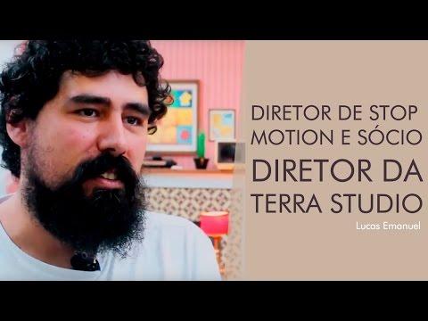 Lucas Emanuel | Diretor de Stop Motion e Sócio Diretor da Terreo Studio