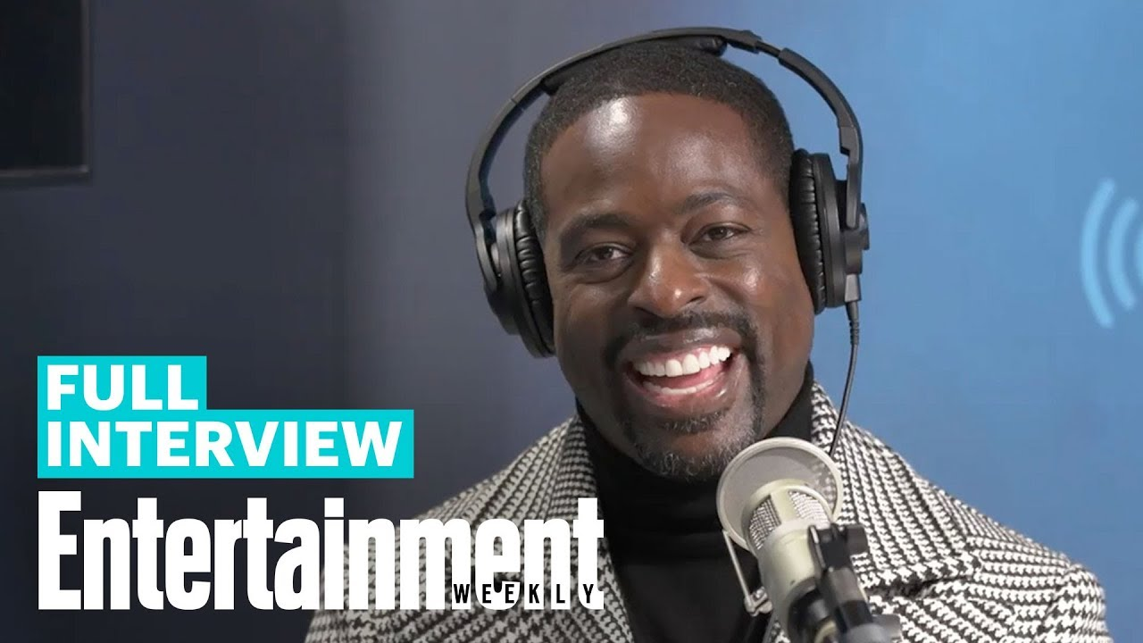 Sterling K. Brown Opens Up About 'Frozen 2', 'Waves', His Career & More