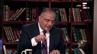 اسلام بحيري: يسعدني ويشرفنى ان حد أزهرى يقول ان الفقهاء أخطأوا