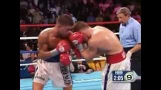 2002-05-18 Arturo Gatti vs Mickey Ward (round 9)