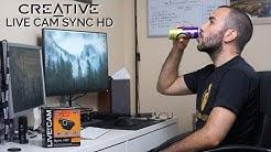Creative Live Cam Sync HD - Unboxing e installazione su Mac Os  - italiano