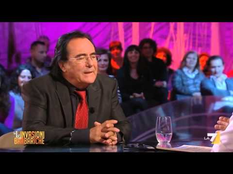 Le Invasioni Barbariche - L'intervista barbarica ad Albano Carrisi