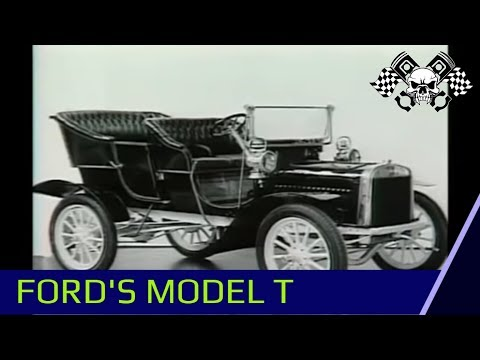 FORD - History of the Model T
