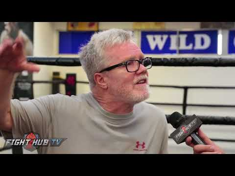 FREDDIE ROACH FEELS ST-PIERRE'S ATHLETICISM WILL BE THE DIFFERENCE IN BISPING FIGHT