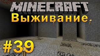 Minecraft - Выживание. Часть 39. Сжигаем куриц