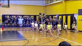 Universal Academy vs. Dunbar High School - Spring Jamboree (2018)